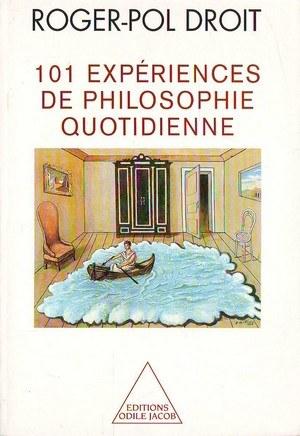 101 Expériences de philosophie quotidienne in text