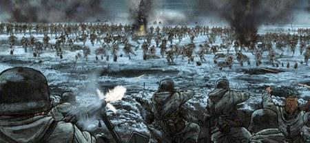 L'Armée de l'ombre, t.3