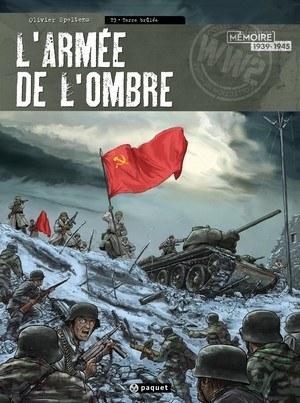 Suggestion de lecture  L'Armée de l'ombre, t.3 in text
