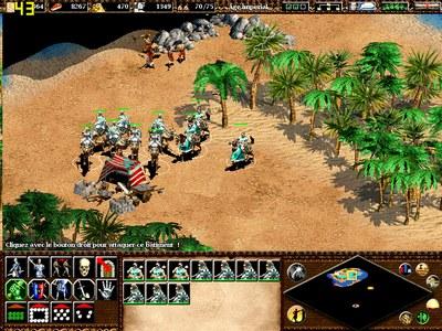 Compte rendu du tournoi Age of Empire II des vacances de carnaval in text