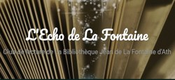 l'Echo de La Fontaine, le blog du club de lecture
