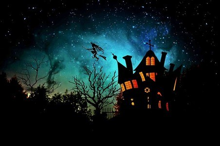 NOCTURNE D'HALLOWEEN  SOIREE FAMILIALE in texte