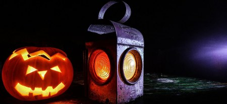 Nocturne halloween en famille
