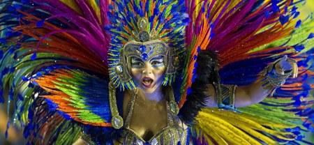 Le carnaval de Rio à la ludothèque