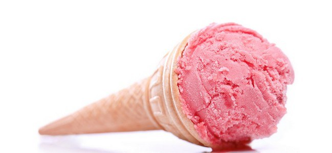 Glace text