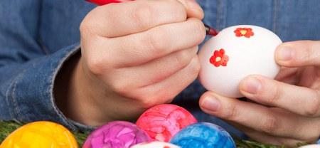 Histoires de Pâques et atelier créatif