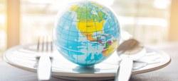 """Exposition """"La planète à notre table"""""""